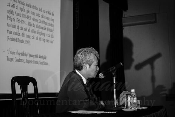 Nhà nghiên cứu Bùi Văn Nam Sơn
