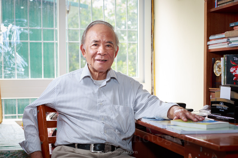 Professor Do Van Khang