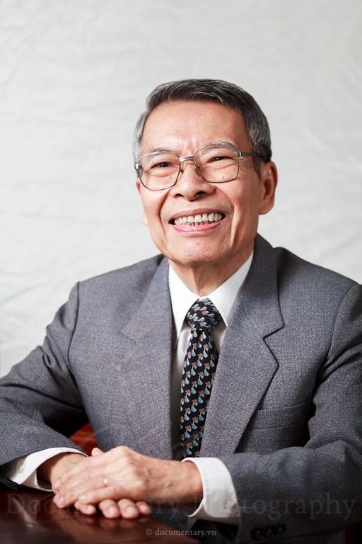 Professor Doan Thien Thuat