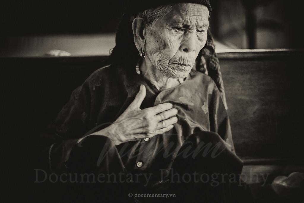 Nghệ nhân Hà Thị Cầu