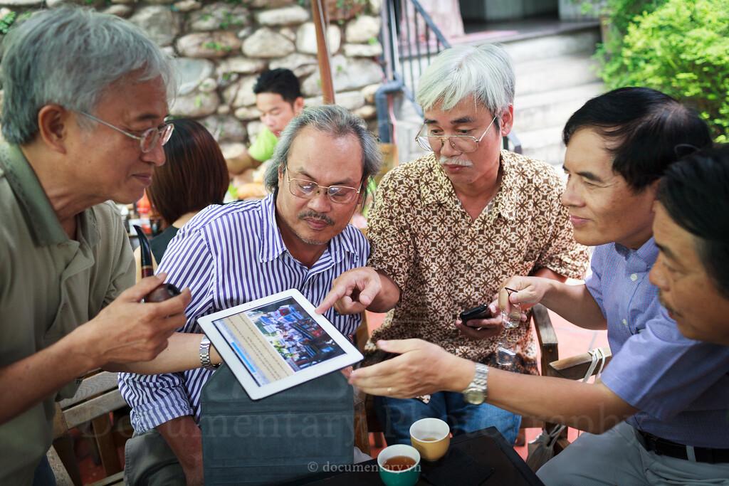 Hoàng Dũng, Phạm Xuân Nguyên, Vu Gia and others