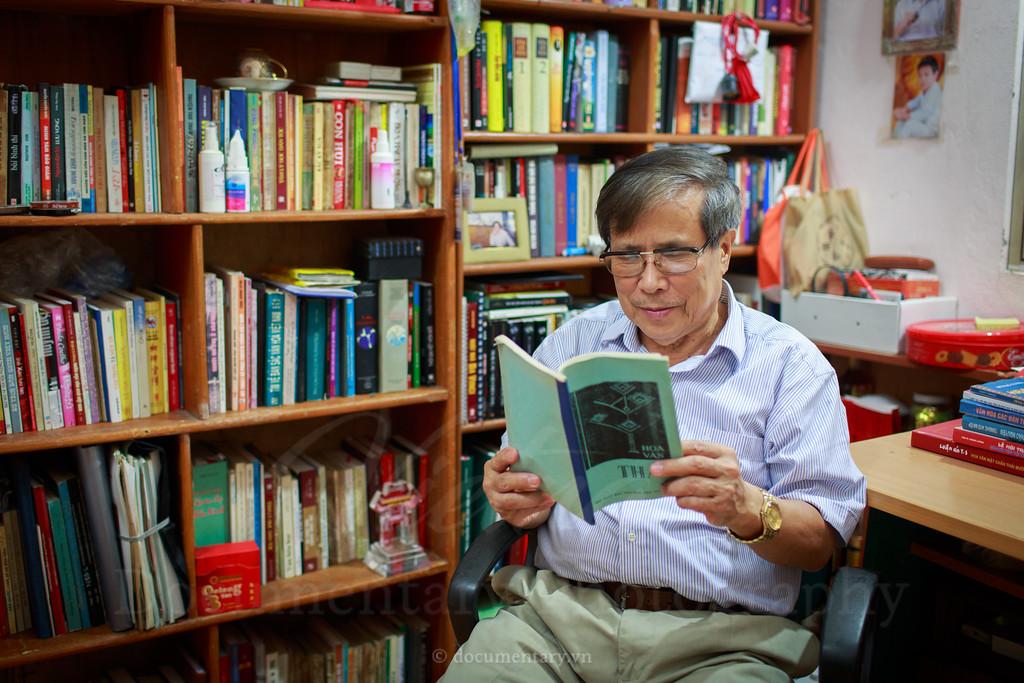 Hoàng Lương, professor
