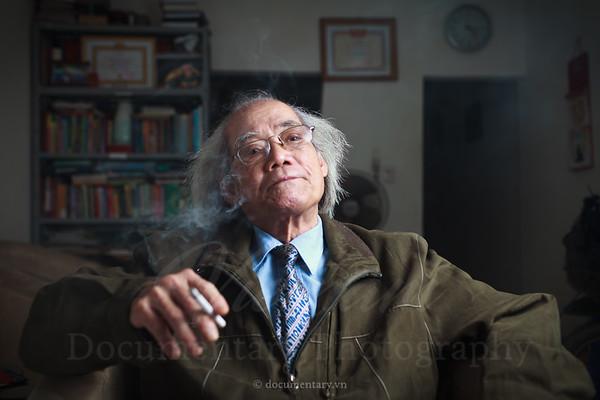 Hoang Trong Phien, professor