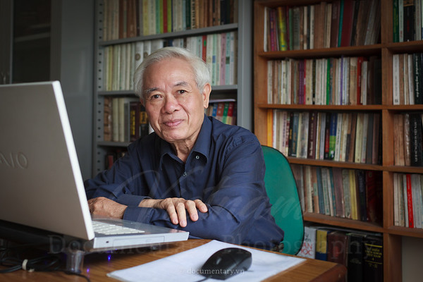 Lai Nguyen An, researcher