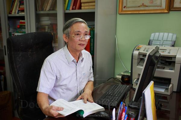 PGS.TS.NGƯT Lâm Bá Nam