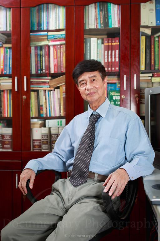 GS.TS.NGƯT Lê Chí Quế