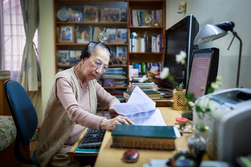 Lê Hồng Sâm, people's teacher