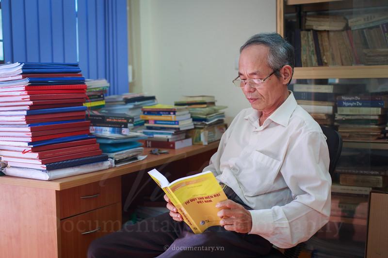 PGS.TS Nguyễn Bá Thành