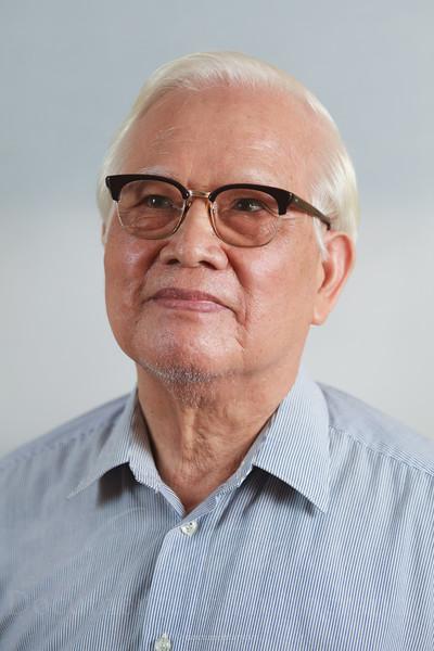 Nguyen Cao Dam, professor