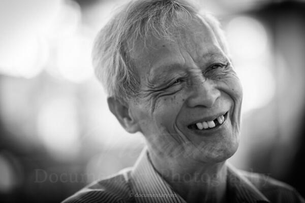 Nguyen Dang Manh, professor