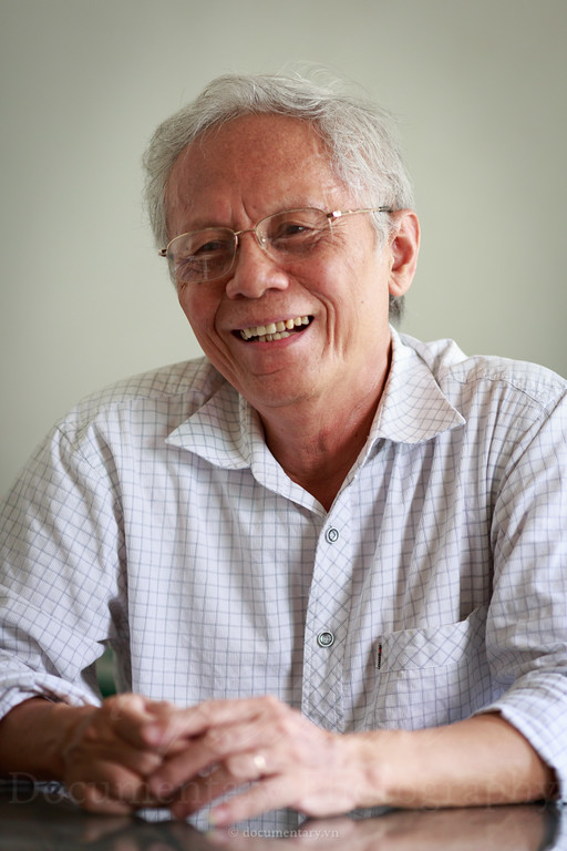 Nguyen Duc Dan, professor