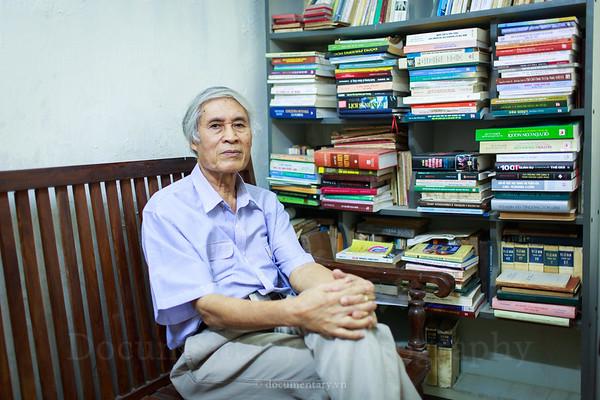 Nguyễn Hữu Vui, professor
