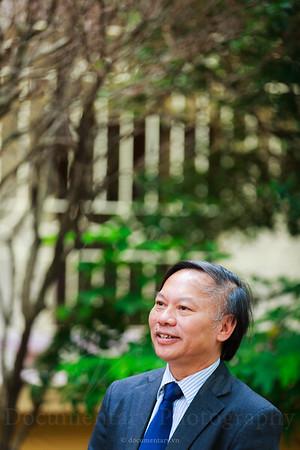 GS.NGND Nguyễn Quang Ngọc