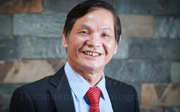 Professor Nguyen Thien Giap