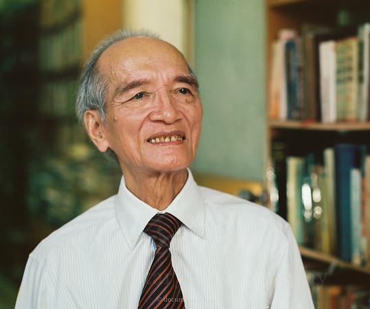 PGS.NGND Nguyễn Văn Hồng