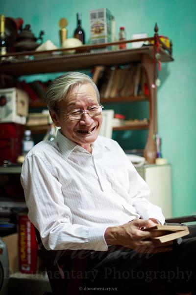 Nguyen Xuan Khanh, writer