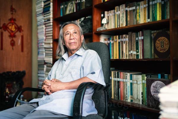 Pham Duc Duong, professor