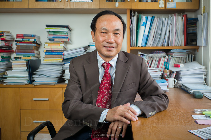 PGS.TS.NGƯT Phạm Ngọc Thanh