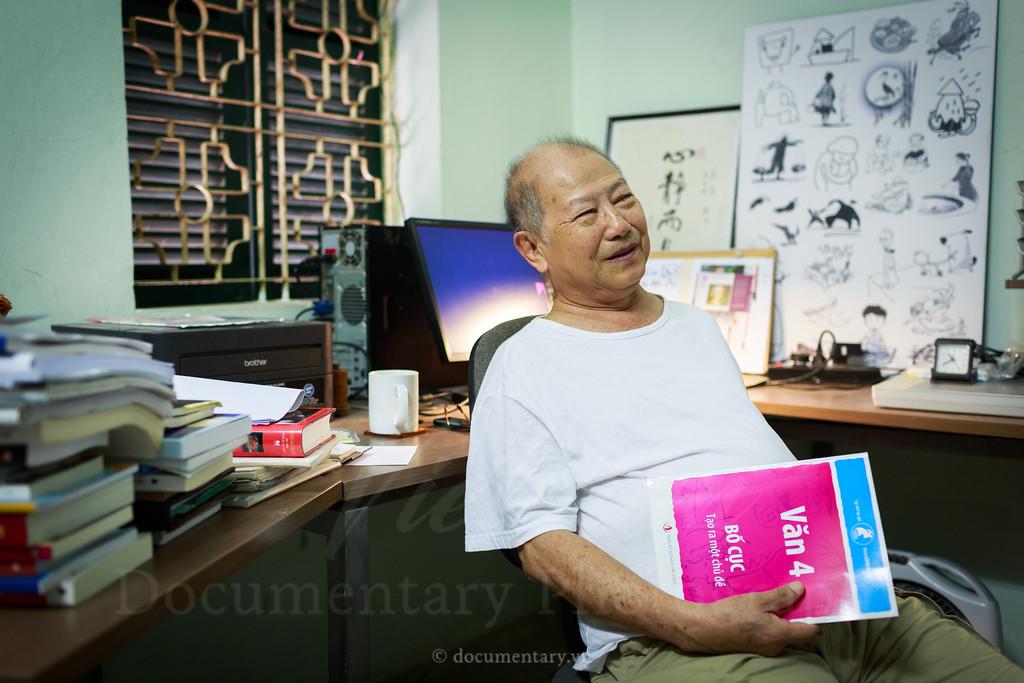 Pham Toan, writer