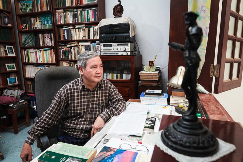 PGS.TS Phạm Vĩnh Cư