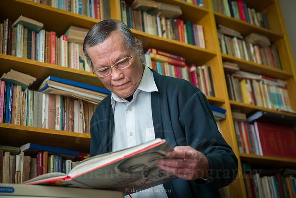 Phạm Xanh, professor