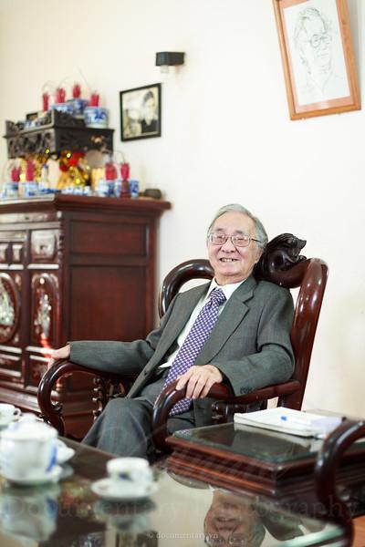 Phan Ngoc, professor