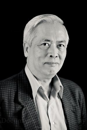 Trinh Xuan Thuan, professor