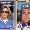 "Steve Trout - MLB - South Holland IL<br /> <br /> <a href=""http://en.wikipedia.org/wiki/Steve_Trout"">http://en.wikipedia.org/wiki/Steve_Trout</a>"