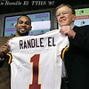 "Antwaan Randle El - NFL - once lived in Riverdale, IL <br /> <br /> <a href=""http://en.wikipedia.org/wiki/Antwaan_Randle_El"">http://en.wikipedia.org/wiki/Antwaan_Randle_El</a>"