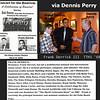 """Frank Derrick III - His father was beloved by TTHS music students.<br /> <br /> <a href=""""http://frankderrick.com/"""">http://frankderrick.com/</a>"""