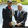 Tiger Woods & Arnold Palmer - Photo: Nigel G. Worrall