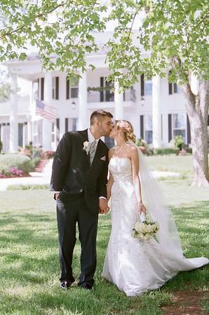 Ashleigh and Nick Wedding