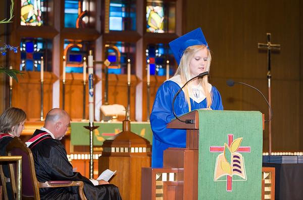 Ashlyn graduation 2016