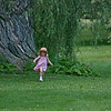Little Girl, Big Tree