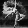 Powder accentuates the movements of the Ballet Dancer, creating some unique shots.  Photos taken at my friends Airplane Hanger with the Amazing  @poppyseed_dancer .......................................................