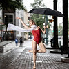 Its raining and Ballet Shoes are ruined...no worries we have an umbrella and bare feet!  Featuring the beautfilly photogenic Ballet Dancer  @poppyseed_dancer .  .........................................