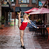 Ruined a perfectly good pair of Ballet Shoes in the rain so we improvised some footware!  I'm passionate about working with talented individuals who like to create real art.  Featuring the beautfilly photogenic Ballet Dancer  @poppyseed_dancer  in downtown Charlotte.  .........................................