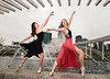Beauty and Strength at the same time!  Had the privilege to work with my friends Tracy and Tiffany again.  This time we were focused on  the downtown area of Charlotte.  These Ballerinas were amazing to create ART with!        .............................................. Dancers:  @tiffmako  and @Traceface_m   .........  Photographer: @RickBeldenPhotography  .........  Association:  @UNCCDance and @CLTBallet   ..................................................