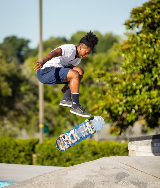 Skatboarding action is amazing to photograph.  When you freeze the moment of time you can really appreciate the complexity and difficulty of the tricks.   NOTE: Please feel free to Tag and Share if you know who the Skater is.   ............  All photos by: @RickBeldenPhotography ....................