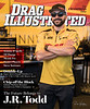 "Proud to have once again photographed the Cover of the best racing publication in the industry  - @Dragillustrated Magazine .  Please go to their website to see the latest ""Champions Issue"" featuring Top Fuel Funny Car World Champion Mr. @j_r_todd racing for @Teamkalitta  .................................................................................................................................................................................................................................................................................................................................................."