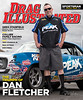 Now that @Dragillustrated has announced this cover for upcoming issue I can show this picture.   This is from a  shoot I did with legendary Sportsman Drag Racer Dan Fletcher and is one of my favorites.  I was almost run over a few times since to get some of these shots I was laying down in the pit  return lane!  He and his family were great to work with and tremendous ambassadors to the sport.  Definately #CBAO   Always proud to have my work on the cover of the best racing magazine in the industry,..............................  @Danfletcheracing    Assistants:  @Mvcarpenter  908motormag   Photographer:  @RickBeldenPhotography  ...........................................