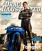 Proud to once again have my work on the cover of the best racing magazine in the indsutry!  This is for the new issue of 30 under 30 (digital is available now).  Cover driver is former ProStock Motorcyle World Champion L.E. Tonglet.  He and his team were great to work with on this shoot.  ...  @LE_Tonglet  @Suzukicycles   @DragIllustrated   ........