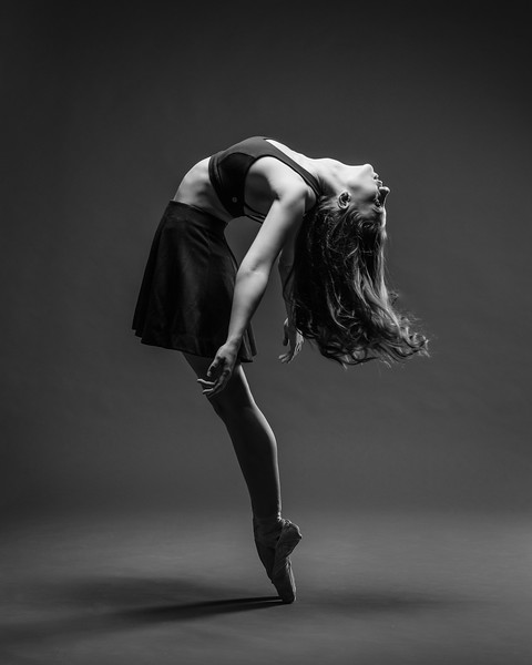 I cannot think of a more Beautiful Ballerina to represent World Ballet Day!   @tiffmako in my photo studio recently.   ........... Affiliation:  @UNCCDance and @CLTBallet ......... Outfit: @lululemon  @Grishkoworld  ...............................................................................................