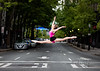Few things in life as Beautiful as a Dancer in motion!  Had the privilege to work with my friends Tracy and Tiffany again.  This time we were focused on  the downtown area of Charlotte.  These Ballerinas were amazing to create ART with!        .............................................. Dancers:  @tiffmako  and @Traceface_m   .........  Photographer: @RickBeldenPhotography  .........  Association:  @UNCCDance and @CLTBallet   ..................................................
