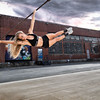 Now here is something you don't see everyday!   Created some really powerful athletic photos my new friend Chala!  Model:  @___chala  , @model_chala  Clothing: @designkontrol  Shoes: @nobullproject   ..........................................................