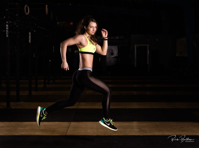 Sprinting into 2018....Strong is the new Beautiful!  Fitness shoot with my friend Kyleigh today, sporting some cool Nike Sport gear.   I highly recommend hiring her if you are looking to add fitness into your photography portfolio.     ....  ......   ..... Model:  @KyleighBishop @Kyleighthebish  .....   Location:  #CrossFitHarrisburg .....    .......  @FitnessFuns  @Girls.of.Fitness @KillerPhysiques  ......   ......    ......