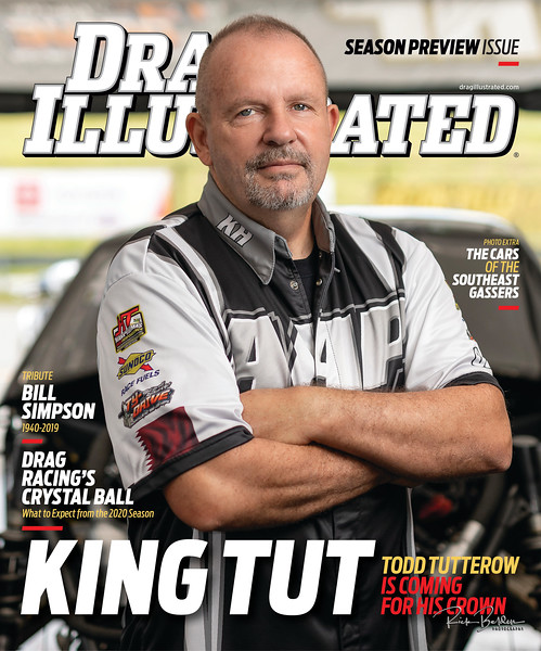 My most recent cover for the best racing publication in the industry  - @Dragillustrated Magazine!  It was great to get a chance to work with Todd Tutterow and his Son @tutterowty .  Really good folks who represent all of the things we love about racing!   Photo Assistant:  @redhot_rebellion ....................................................