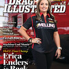Very proud of my most recent cover shot for the best racing publication in the industry  - @Dragillustrated Magazine .   When I first started had a goal to work with the greatest Drivers in World.  For the most part I had accomplished that goal....with one really notable exception!  Recently I finally got the chance to photograph not only one of the most accomplished Females in the history of all Motorsports but one the the very best Drag Racers of all time... The newly crowned (3) Time World Drag Racing Champion .. The Legend.... Ms.  @ericaendersracing  ......   Big Thank you to my Friends at Drag Ilustrated and of course the amazing @ce_me_dia  for helping to coordinate this shoot and my Photo Assistant:  @redhot_rebellion ....................................................