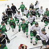 """The UAA Hockey team receives instruction from Assistant Coach T.J. Jindra during practice on Monday.  <div class=""""ss-paypal-button"""">eyeontheseawolves_6_18974637839_o.jpg</div><div class=""""ss-paypal-button-end""""></div>"""