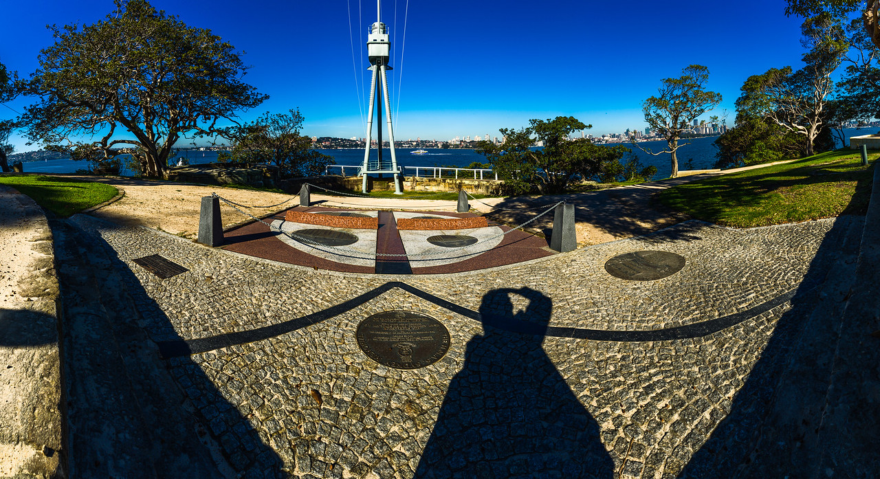 Bradleys Head, Mosman, Sydney, NSW, Australia